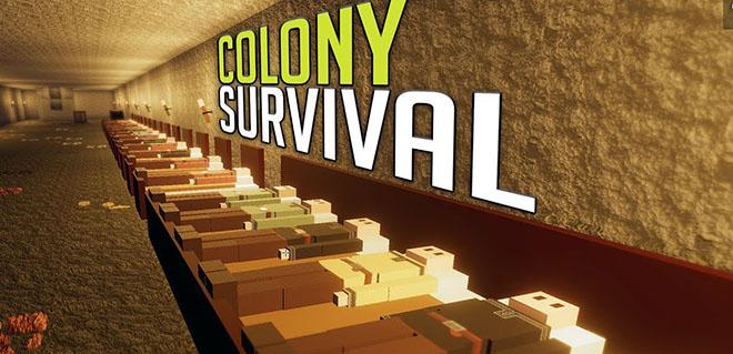 Colony Survival v0.8.1.7 - игра на стадии разработки