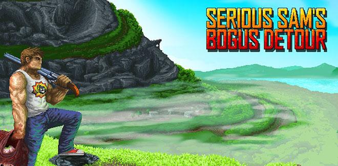 Serious Sam's Bogus Detour v187 – полная версия на русском