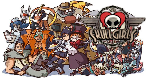 Skullgirls v14.04.2016 + 7 DLC - полная версия