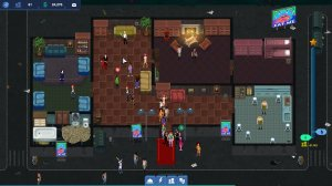 Party Hard Tycoon v0.9.013.a - игра на стадии разработки