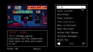 VA-11 Hall-A: Cyberpunk Bartender Action v1.3 - полная версия