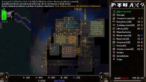 KeeperRL Alpha 32 - игра на стадии разработки