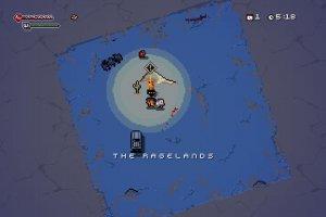 Ashworld v0.7.1 - игра на стадии разработки