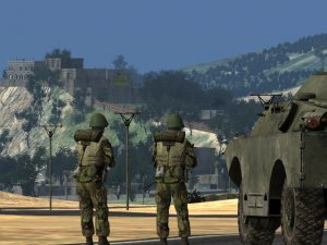 ArmA: Armed Assault v1.18 + DLC - торрент