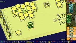 Nether Earth Voxel v0.9.4 - игра на стадии разработки