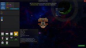 StarShip Constructor v0.9.5.2 - игра на стадии разработки