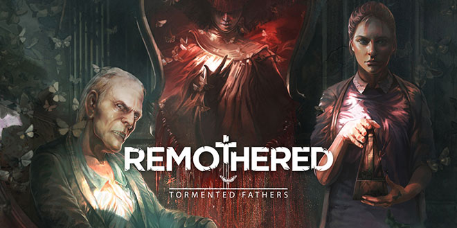 Remothered: Tormented Fathers HD - полная версия на русском