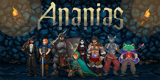 Ananias Roguelike v2.41 - полная версия