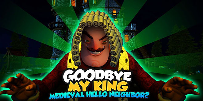 Goodbye My King v0.5 - игра на стадии разработки