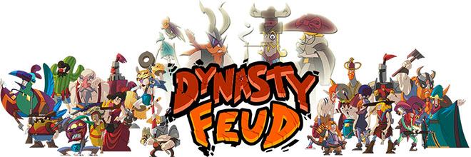 Dynasty Feud v1.1.6360.27780 – полная версия на русском