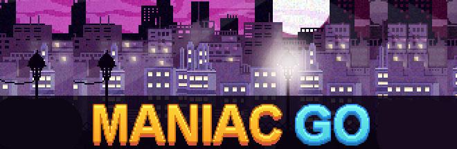 Maniac GO v1.0 – полная версия на русском