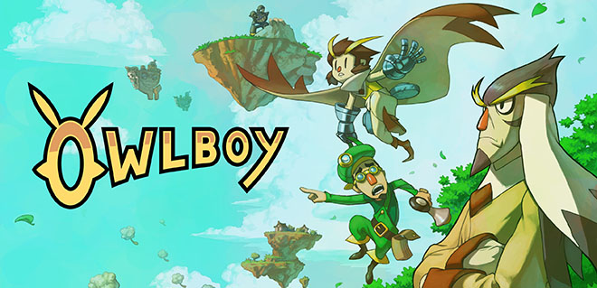 Owlboy v1.3.6612 - полная версия