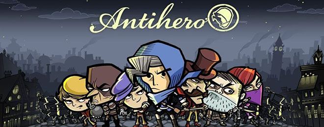 Antihero v1.0.4 - полная версия