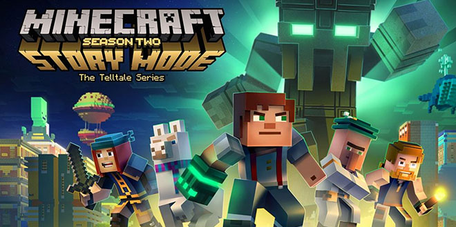 Minecraft: Story Mode - Season Two - Episode 1-2 – полная версия на русском