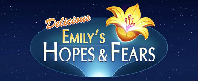 Delicious 12: Emily's Hopes and Fears v2.0 - полная версия на русском