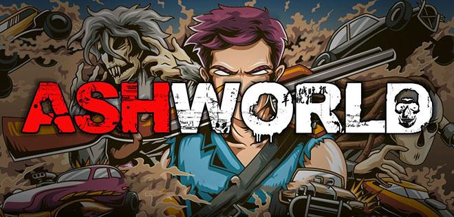 Ashworld v0.7.5 - игра на стадии разработки
