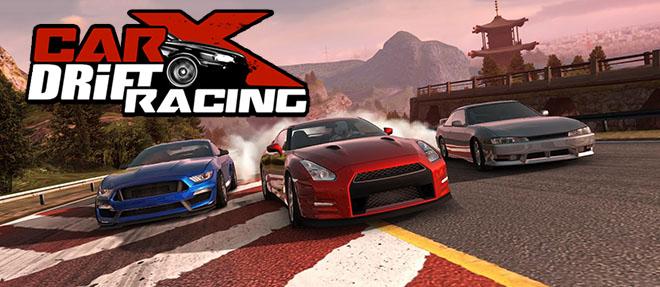 CarX Drift Racing Online v1.1.0 - игра на стадии разработки