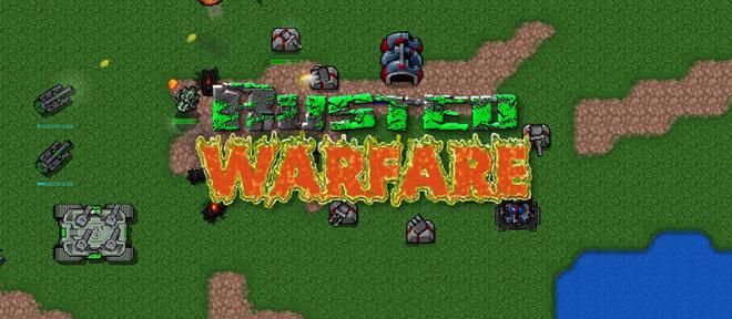 Rusted Warfare – RTS v1.10 – полная версия