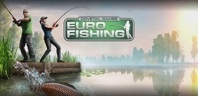 Euro Fishing: Urban Edition + 7 DLC – на русском