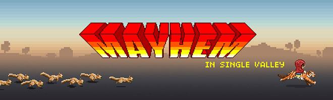 Mayhem In Single Valley v2.0.00 - игра на стадии разработки