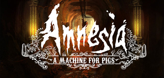 Amnesia: A Machine for Pigs v1.0 – полная версия на русском