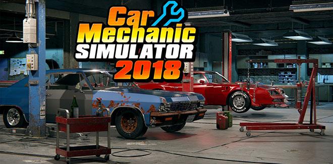 Car Mechanic Simulator 2018 v1.4.8 + 4 DLC – полная версия на русском