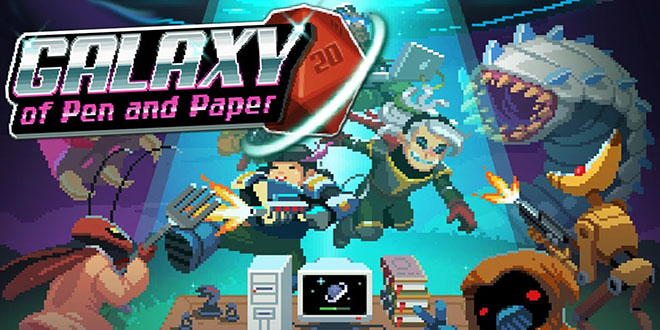 Galaxy of Pen & Paper v1.2.0b2 - полная версия