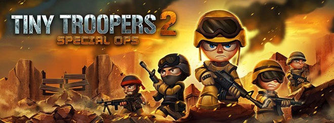Tiny Troopers 2 - полная версия