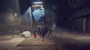 A.L.F.R.E.D. v14 - игра на стадии разработки