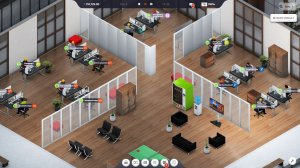 Startup Company v15 - игра на стадии разработки