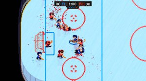 Super Blood Hockey v1.5.4 - полная версия