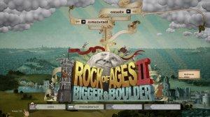 Rock of Ages 2: Bigger & Boulder v1.07 + 2 DLC – торрент