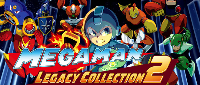 Mega Man Legacy Collection 0