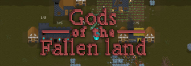Gods of the Fallen Land v1.3 - полная версия