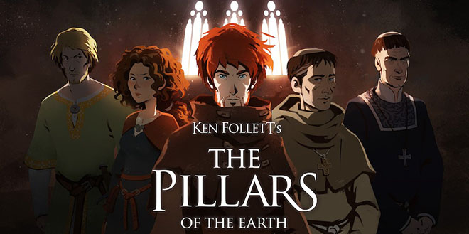 Ken Follett's The Pillars of the Earth: Book 1-3 – торрент