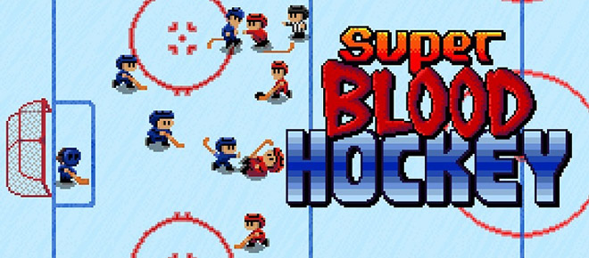 Super Blood Hockey - полная версия