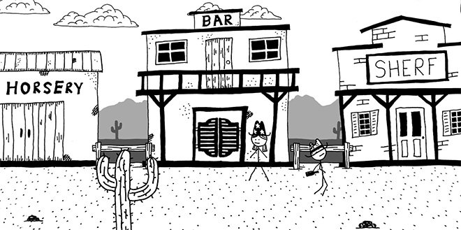 West of Loathing v1.01 - полная версия