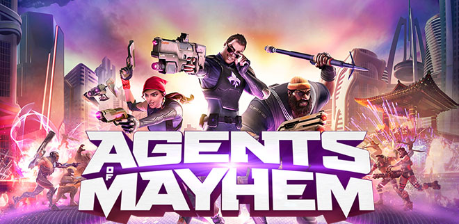 Agents of Mayhem v1.06 на русском – торрент