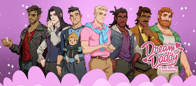 Dream Daddy: A Dad Dating Simulator v0.10 - полная версия