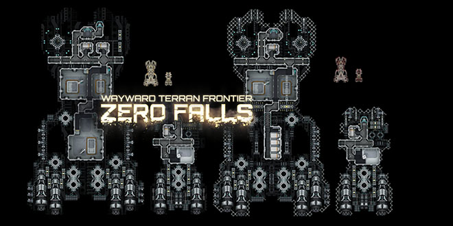Wayward Terran Frontier: Zero Falls v0.8.1.00 - игра на стадии разработки