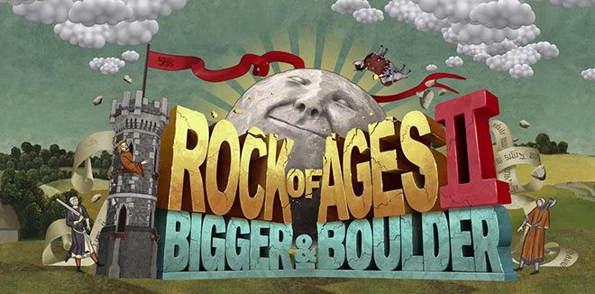 Rock of Ages 2: Bigger & Boulder v1.02 + 2 DLC – торрент