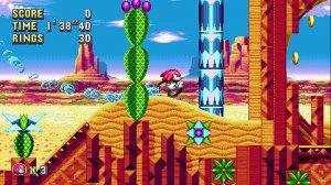 Sonic Mania v1.03.0831 - полная версия