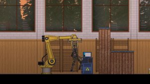 Cybermotion v0.12 - игра на стадии разработки