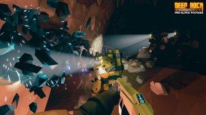 Deep Rock Galactic v0.6.0.9061 - игра на стадии разработки