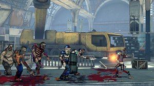 Bloody Zombies - полная версия на русском