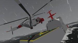 Stormworks: Build and Rescue v0.10.19 - игра на стадии разработки