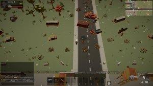 Zombie Barricades v1.2 - игра на стадии разработки
