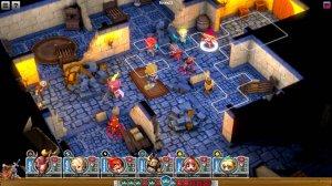 Super Dungeon Tactics v1.3.2e – полная версия