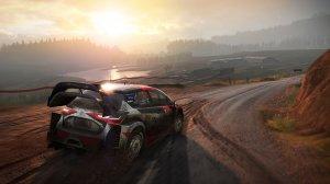 WRC 7 FIA World Rally Championship v1.0 – полная версия на русском