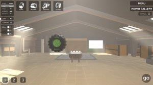 Rover Builder - игра на стадии разработки